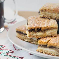 Brunch Recipe: Cinnamon-Cream Cheese Breakfast BarsRecipes from The Kitchn