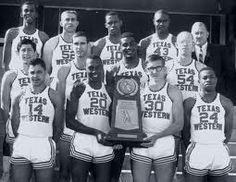 1966 texas western basketball team. changed the face of basketball