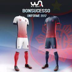 Camisas do Bonsucesso 2017 Wasport
