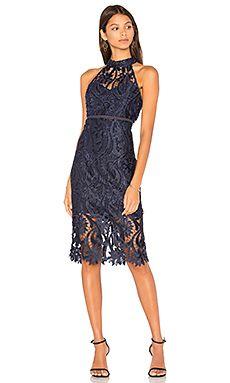 Isa Lace Dress