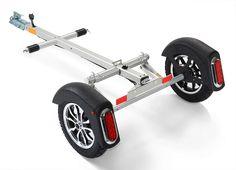 Tow-Bii - Remorque pour moto ou auto