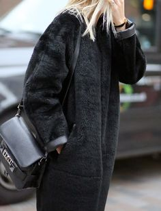 ‹ Fab Winter Trench Trend. Boyfriend coats. Belted trench. Oversized coats are the way forward