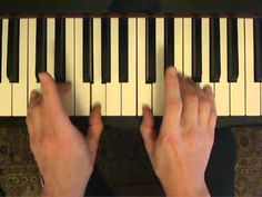 Simple Exercise To Improve Piano Hand Independence (Between Left and Right Hands) - YouTube