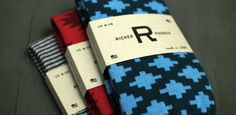 Richer Poorer socks are the best - so much fun to wear and good quality.