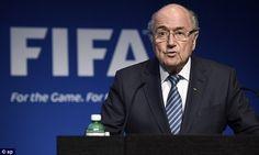 Chioma Gabriel's blog: Sepp Blatter resigns as FIFA president over briber...