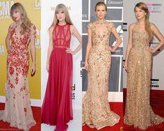 Os vestidos de Taylor Swift Borboletas na Carteira-3 Bridesmaid Dresses, Prom Dresses, Formal Dresses, Wedding Dresses, Selena Gomez, Ideias Fashion, Awards, Glamour, Clothes