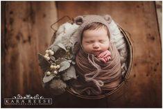 Baby Boy Wesley - Waukesha Newborn & Baby Photographer | Kara Reese Photography