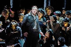 Macbeth, Metropolitan Opera, New York