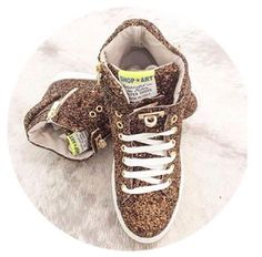 GOLD SNEAKERS #new #collection #supershoes #style #fallwinter15 #shopart #adorage