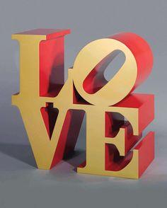 LOVE! Zona Maco 2014 - Robert Indiana