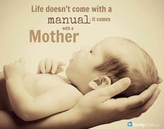 FamilyShare.com l Life doesn't come with a manual it comes with a #Mother