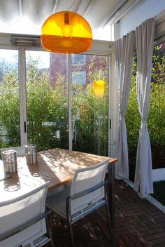 Herkesin hoşuna gidecek 32 kapalı balkon ya da teras fotoğrafı (Kimden: homify.com.tr)