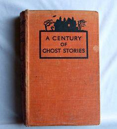 Century of Ghost Stories  Vintage 1936 Book by RandomVoyeurVintage, $24.00