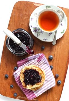 Blueberry Plum Butter in the Slow Cooker
