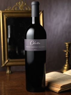 Odette Wine Package Design by Pate International Wine Packaging, Packaging Design, Innovative Packaging, Different Wines, Wine Label Design, In Vino Veritas, Wine Bottle Crafts, Wine And Spirits, Bottle Labels