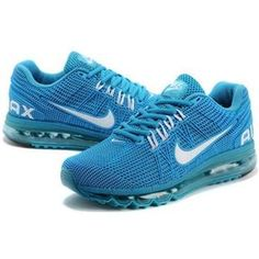 http://www.asneakers4u.com/ Discount 2013 Nike air max mens sneakers blue sz 40 45