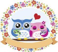 Baby shower temático de búhos - Entre Padres