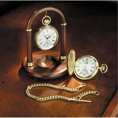 display stands for pocket watches