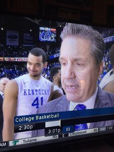 """""""""""Hey girl, #41 on my chest but you're #1 in my heart""""""""  """"Trey Lyles Photobomb"""""""