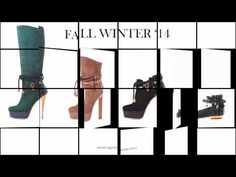 FALL WINTER COLLECTION BY EGÍDIO ALVES - YouTube
