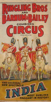 Kenny, Felix, Herman Circus Poster Horse Event, Barnum Bailey Circus, Vintage Circus Posters, Big Top Circus, Window Cards, Circus Circus, Amusement Parks, Carnivals, Art Posters