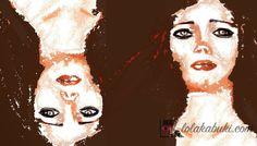 prueba3 Lola Kabuki  #love #art #watercolor #paintings #illustration