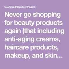 Never go shopping for beauty products again (that including anti-aging creams, haircare products, makeup, and skincare) without knowing these standouts, Seal stars, breakthroughs, and the hottest new picks of 2018!
