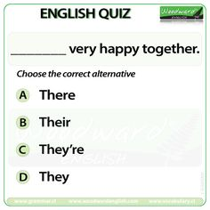 Woodward English Quiz 14 --- More about the difference between Very, Too and… English Word Book, English Quiz, English Grammar Rules, Grammar And Vocabulary, English Study, English Vocabulary, Learn English, English Language, Language Arts