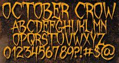 crow typography - Buscar con Google