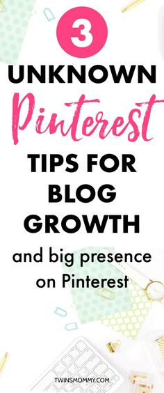 Is your Pinterest analytics not growing? What about growing your blog traffic? Stalling? Pinterest tips are changing and here are three unknown tips that you should be using to grow your blog traffic and Pinterest presence and analytics | pinterest tips | pinterest marketing | pinterest marketing tips | pinterest for beginners #pinterestmarketing #pinterest #pinteresttips
