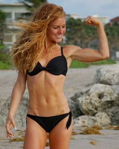 Ladies, you will not look like the hulk if you strength train... You'll look hot and feel great!