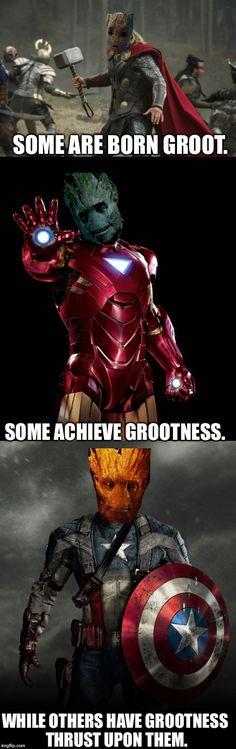 Grootness