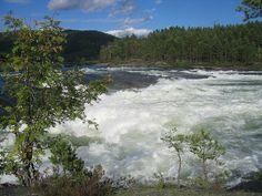 setesdal norway map | ... river Otra TrollAktiv Evje Setesdal Norway | Flickr - Photo Sharing