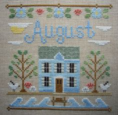 August's Cottage - final update