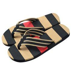 $2.51 (Buy here: https://alitems.com/g/1e8d114494ebda23ff8b16525dc3e8/?i=5&ulp=https%3A%2F%2Fwww.aliexpress.com%2Fitem%2F2016-New-Fashion-Men-Summer-Stripe-Flip-Flops-Shoes-Sandals-Male-Slipper-Flip-flops-hombre-zapatillas%2F32777499043.html ) 2016 New Fashion Men Summer Stripe Flip Flops Shoes Sandals Male Slipper Flip-flops hombre zapatillas Dec2 for just $2.51