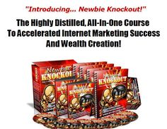 Newbie Knockout...20 Modules of everything you need to know about marketing  http://ln.is/payspree.com/610/SRquq …