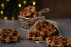 Waffel Cookies, Breakfast, Desserts, Blog, Waffle Iron, Waffles, Food And Drinks, Simple, Morning Coffee