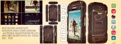 """V8 Water Resistant MTK6572 Dual-Core Android 4.2 WCDMA Smartphone w/ 4.0"""", GPS, WiFi, Bluetooth, FM from 129,= for Euro 73,20"""