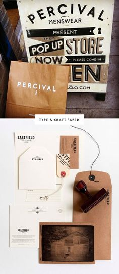Pop-up Store Branding Graphic Design Branding, Corporate Design, Identity Design, Typography Design, Logo Design, Creative Typography, Branding And Packaging, Logo Branding, Packaging Design