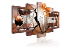 Cuadro+moderno+Danza+de+los+elementos:+tierra
