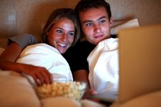 It's date night, and it's your turn to choose the movie. The pressure is on to choose one that your boyfriend will like too, so we're here to help! Going behind enemy lines, we asked some college boys which movies they actually don't mind watching on date night, and some of the titles might surprise you! Make sure to reference this list next time you're looking for the perfect date-night movie for you and your cutie. 1. Hitch (2005)