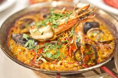[i Ate] Seafood Paella #food #foodporn #recipe #cooking #recipes #foodie #healthy #cook #health #yummy #delicious