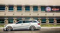 Mercedes-Benz E63 AMG with HRE RS102 in Polished by TAG Motorsports - Grubbs Photography (7) | Flickr - Photo Sharing!