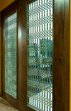 Wrought Iron Jali | De•Cor - Antique hand-worked wrougt iron grills with original patina. Reclaimed furniture, antiques, indian decor, interior design, Los Angeles.