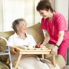 Adult Care in Day Centers