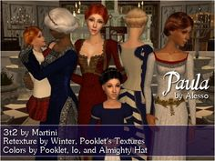 Plum Bob Keep:  And Everything Nice: 9 Pooklet'd Hairs - Paula