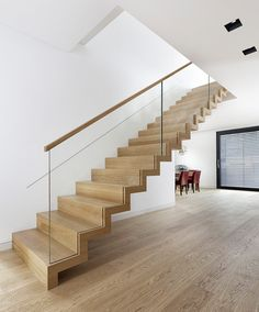 Amazing Sleek Modern Glass Railing Stair Design Ideas 19 Modern Stairs Amazing Design Glass Ideas Modern Railing Sleek Stair Amazing Sleek Modern Glass Railing Stair Design Ideas 19 Modern Stairs Amazing D. Isa Lan Treppen Amazing Sleek M Glass Handrail, Glass Stairs, Stair Handrail, Staircase Railings, Wooden Staircases, Wood Stairs, House Stairs, Glass Stair Railing, Stairs With Glass Balustrade