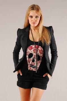 edgy fashion ideas for women (45)