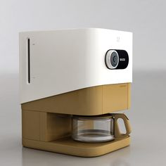 Coffee inBOX has to be easy to use.Coffee inBOX have. Industrial Kitchen Design, Modern Industrial, Coffee Machine Design, Coffeemaker, Medical Design, Dome Camera, Home Gadgets, Coffee Is Life, 2020 Design