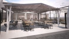 PERGOLA - ΠΕΡΓΚΟΛΑ Perforated Aluminum pergolas and awnings with unique patterns for commercial or residential use. Metalaxi Innovative Architectural Products. www.metalaxi.com Life is in the details. Aluminum Awnings, Aluminum Pergola, Safety Glass, Sky And Clouds, Galvanized Steel, Solar Panels, Night Light, Canopy, Outdoor Gardens